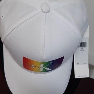 Nwt Calvin Klein  cap